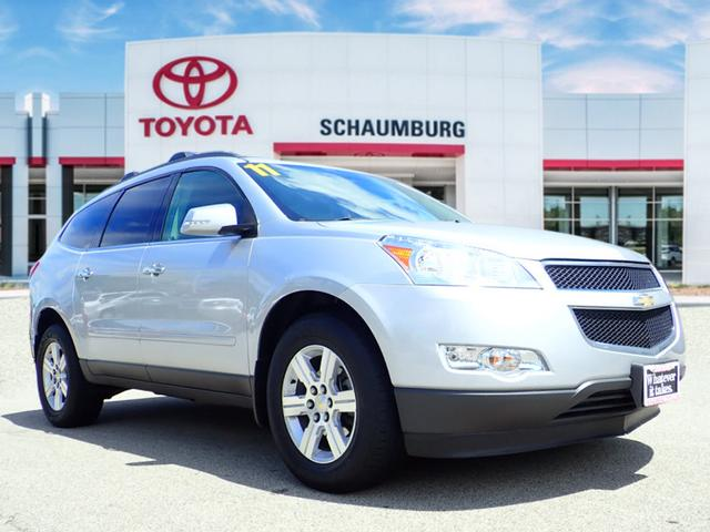 Pre-Owned 2011 Chevrolet Traverse LT