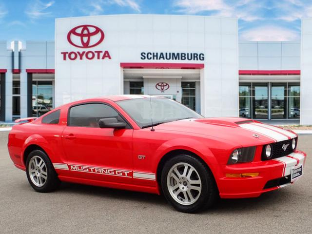 Pre-Owned 2005 Ford Mustang GT Deluxe