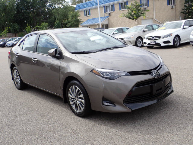 Certified Pre Owned 2018 Toyota Corolla XLE 4D Sedan In