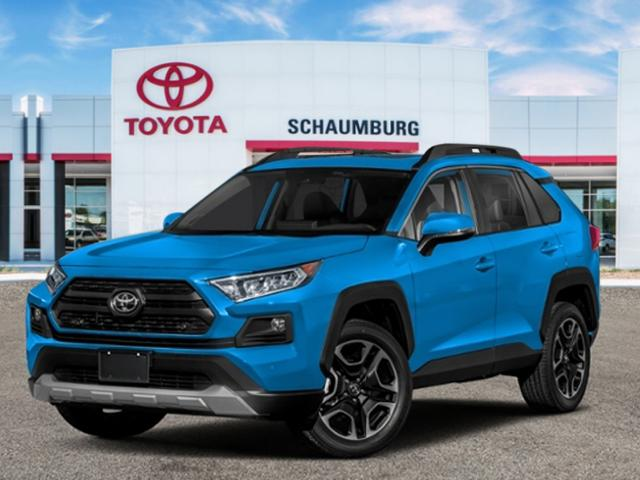 New 2020 Toyota RAV4 TRD OFF-ROAD AWD SUV