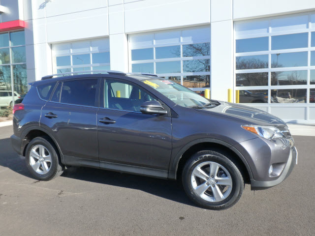 Certified Pre-Owned 2014 Toyota RAV4 SP