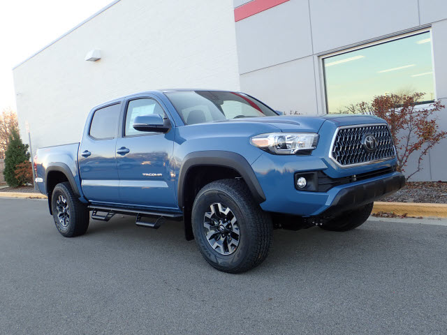 New 2019 Toyota Tacoma Trd Off Road 4x4 Trd Off Road 4dr Double Cab