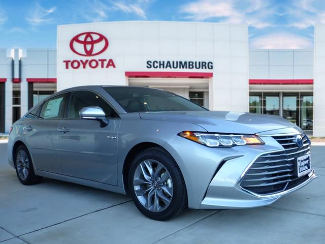 New 2020 Toyota AVALON HYBRID XLE