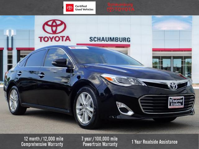 Used Toyota Avalon Schaumburg Il
