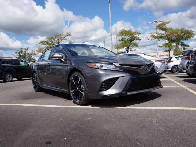 new 2018 toyota camry xse v6 xse v6 4dr sedan in schaumburg 180175 schaumburg toyota. Black Bedroom Furniture Sets. Home Design Ideas