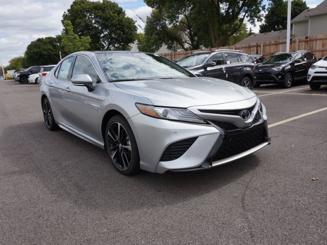 new 2018 toyota camry xse v6 xse v6 4dr sedan in schaumburg 180201 schaumburg toyota. Black Bedroom Furniture Sets. Home Design Ideas