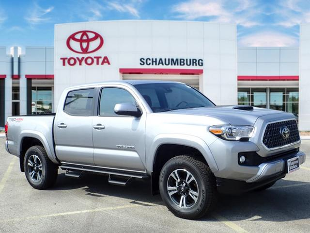 New 2019 Toyota Tacoma 4x4 TRD Sport 4dr Double Cab 5 0 ft SB 6M