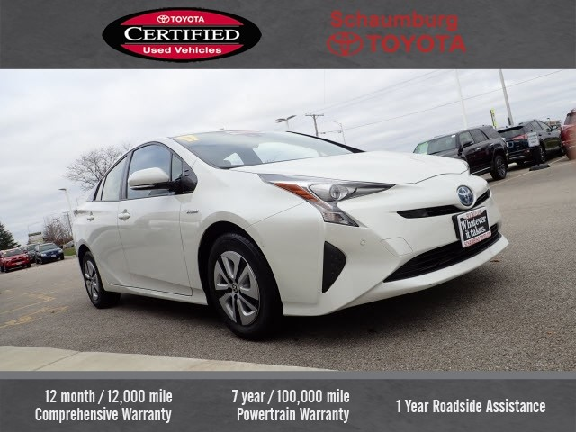 Certified Pre Owned 2017 Toyota Prius Four