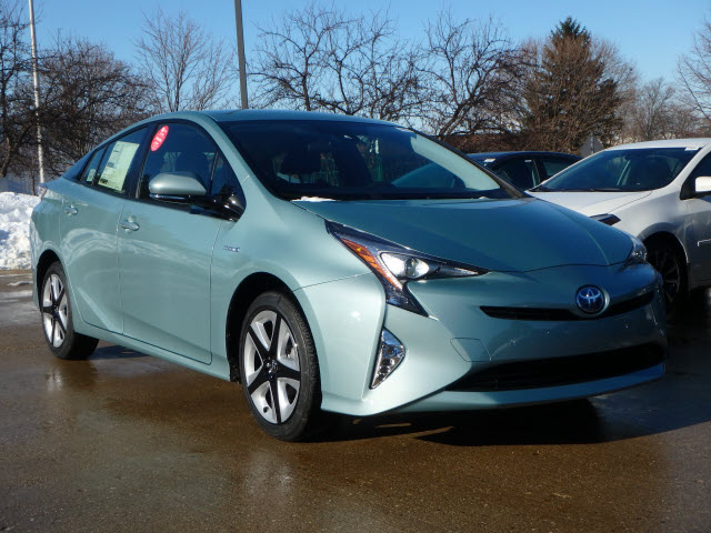 new 2017 toyota prius 4dr touring edition three touring 4dr hatchback in schaumburg 170549. Black Bedroom Furniture Sets. Home Design Ideas