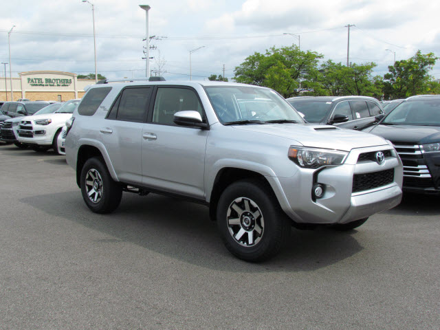 New Toyota Trd Off Road Suv In Schaumburg