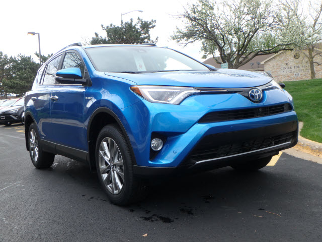 new 2017 toyota rav4 hybrid hybrid ltd awd suv awd limited 4dr suv in schaumburg 171421. Black Bedroom Furniture Sets. Home Design Ideas