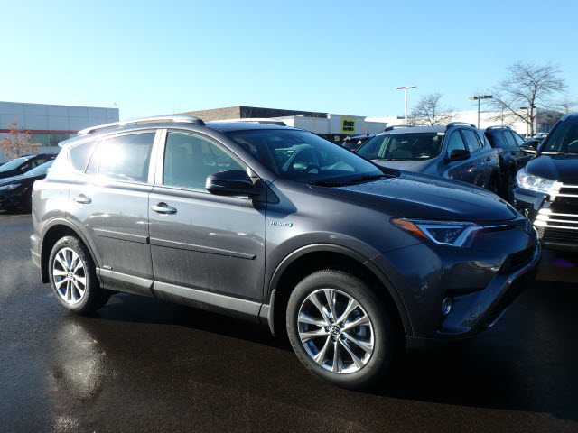 new 2017 toyota rav4 hybrid hybrid ltd awd suv awd limited 4dr suv in schaumburg 171123. Black Bedroom Furniture Sets. Home Design Ideas