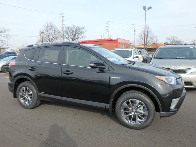 new 2017 toyota rav4 hybrid hybrid xle awd suv awd xle 4dr suv in schaumburg 171374. Black Bedroom Furniture Sets. Home Design Ideas
