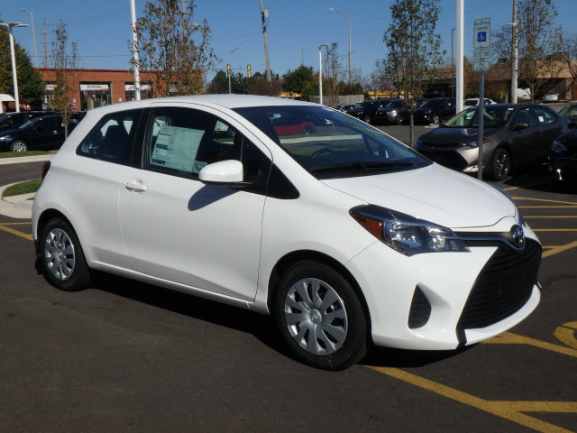 New 2017 Toyota Yaris 3DR L LIFTBACK -M-