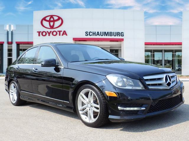 Pre-Owned 2012 Mercedes-Benz C-Class C 300 4MATIC®