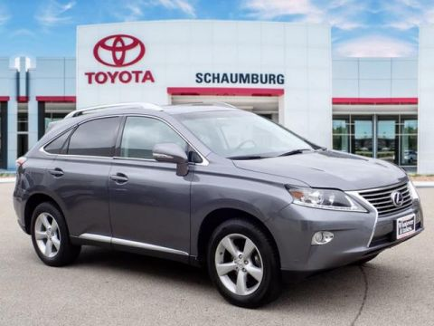 Pre-Owned 2013 Lexus RX 350