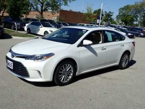 Certified Pre-Owned 2016 Toyota Avalon Limited