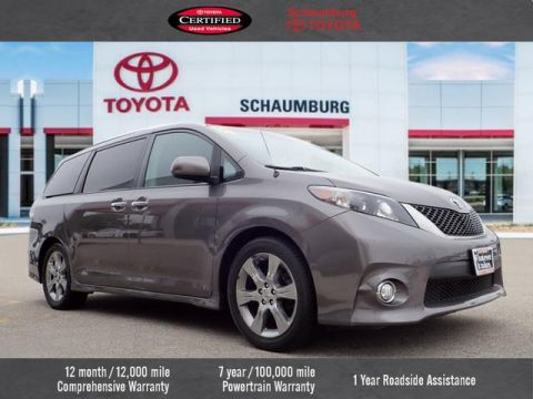 Certified Pre-Owned 2013 Toyota Sienna SE