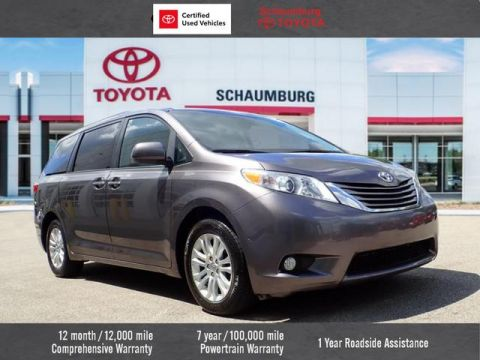 Certified Pre-Owned 2015 Toyota Sienna XLE