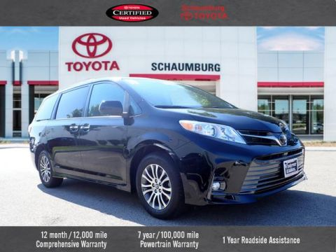 Certified Pre-Owned 2019 Toyota Sienna XLE Premium
