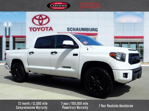 Certified Pre-Owned 2017 Toyota Tundra TRD Pro
