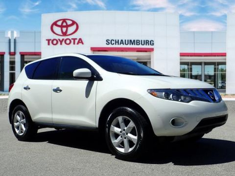 Pre-Owned 2010 Nissan Murano S