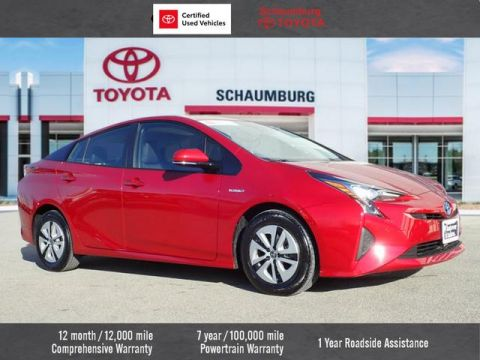 Certified Pre-Owned 2018 Toyota Prius Four