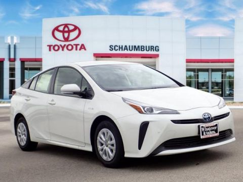 New 2020 Toyota Prius TWO 4DR SDN 4CY A