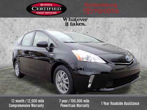 Certified Pre-Owned 2014 Toyota Prius V Two