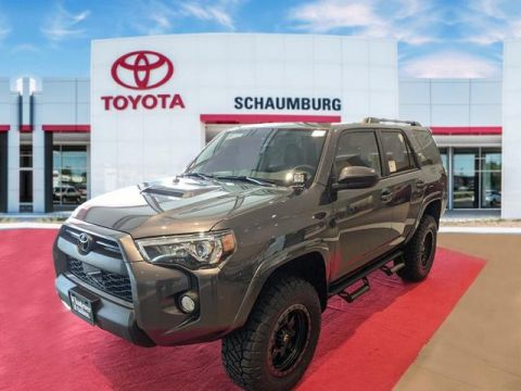 New 2020 Toyota 4Runner TRD OFF-ROAD 4WD