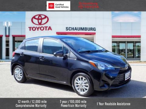 New 2018 Toyota Yaris 5-Door LE